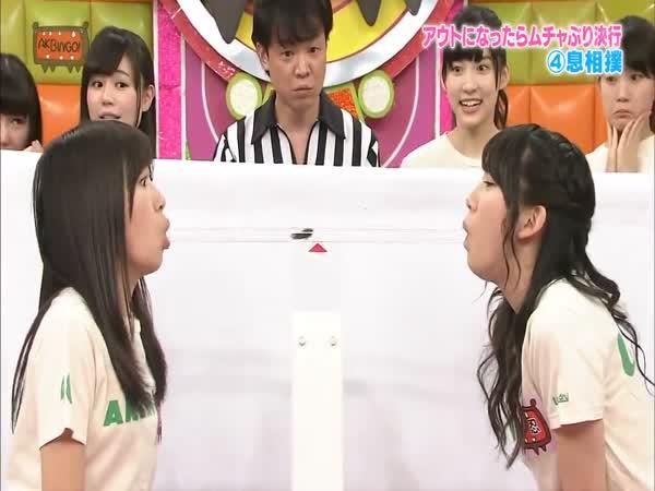 Japonská zábava - Souboj o švába