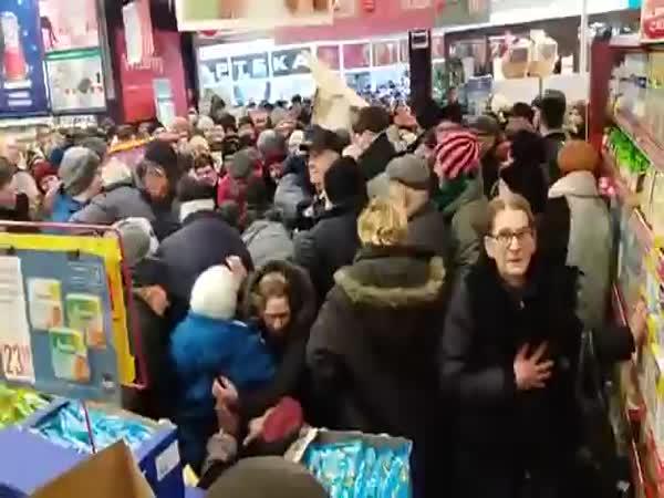 V Polsku měli akci na cukr