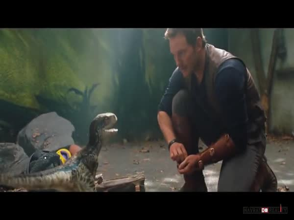 Jurassic World 2 (trailer)