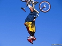 BMX - double backflip