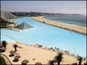 Chile - největší bazén na světě