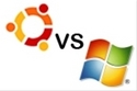 Windows Vista vs. Linux Ubuntu aero