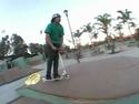 Koloběžka - triky - Dustin Nooner