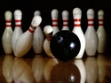 Domácí video - záběry z bowlingu