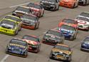 NASCAR - těžká nehoda