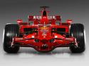 Ferrari - evoluce formulí