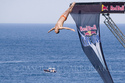 Red Bull Cliff Diving - skoky do vody