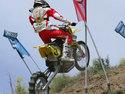 Motorky - jízda do vrchu
