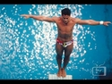 OBRÁZKY - Skoky do vody