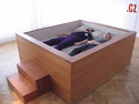 OBRÁZKY - Originální postele