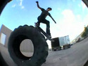 Skateboardista -  William Spencer