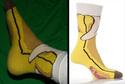 OBRÁZKY - Originální ponožky
