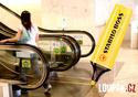 OBRÁZKY - Originální reklamy na schodech