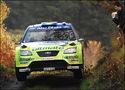 Finsko - Rally - nehody [kompilace]