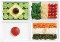 OBRÁZKY - Originální vlajky z jídla