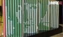 OBRÁZKY - Stavby z plechovek a konzerv