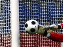 Fotbal - Nepozorný brankář