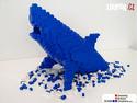 OBRÁZKY - LEGO - Originální sochy - 2.díl