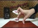Borec - Breakdance pomocí prstů