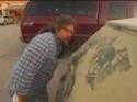 Malování na špinavá auta 2.díl