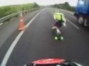 Longboard - Rychlost 100 km/h