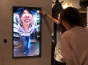 Interaktivní zrcadlo