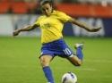 Ženský fotbal - Nádherná akce