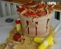 OBRÁZKY - Originální svatební dorty 4