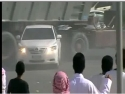 Saudská Arábie - driftování - nehody