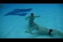Bublina pod vodou