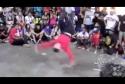Borec - 8-letý chlapec - Breakdance