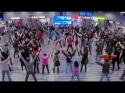 Praha – Tance na hlavním nádraží