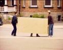 Nachytávka – chodící krabice
