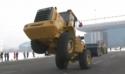 Tancující buldozery