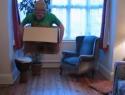Video trik – schování v krabici