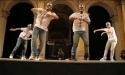 Borci - Taneční vystoupení