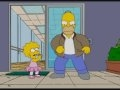 Simpsonovi - Líza kouří