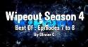 Wipeout - To nejlepší 8.díl [kompilace]