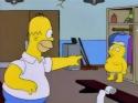 Simpsonovi - Homer a buřtík