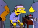 Simpsonovi - Vočko na detektoru lži