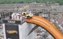 Světový rekord - let autem 101 metrů