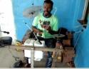 Když bubeník musí improvizovat