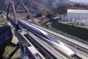 Nejrychlejší vlak Maglev - 500 km/h