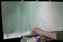 Borec - malování obrazu
