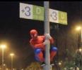 Polský Spiderman