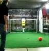 Robot - Fotbalový brankář