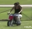 Největší blbci - holky 8 - motorky