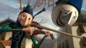 Animace - Těžký život muzikantů