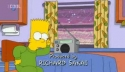 Simpsonovi - Provokace Bárta