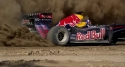 F1 vs Kovbojové - Nový okruh v Americe